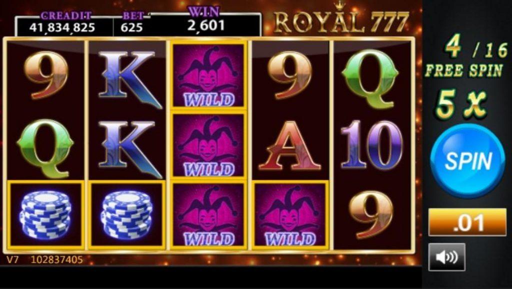royal777 slot ทางเข้าจีคลับ